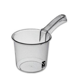 untie crystal アンティクリスタル 透明「手桶 /S-UNC」ハンドペール 湯手おけ 風呂おけ 桶 湯おけ おしゃれ バスグッズ シンカテック