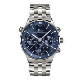 ジン 腕時計 世界限定200本 Sinn 6099.B カーフストラップ1本つき 分割払いもOKです
