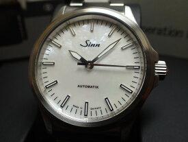 ジン 腕時計 Sinn ジン時計 556.I.Perlmutt.W優美堂のジン腕時計はメーカー保証2年つきの正規輸入商品です