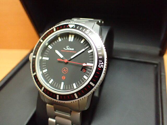 日本限定150本 ジン 腕時計 Sinn EZM3.J