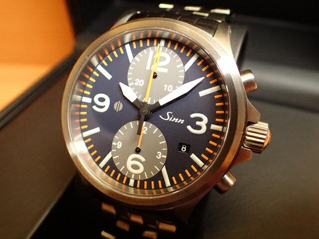 ジン 腕時計 Sinn 756 3 5M ドイツ限定モデル 日本入荷わずか5本のみ
