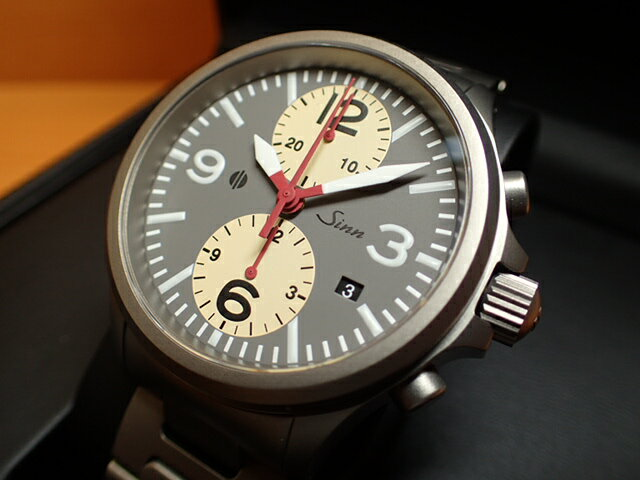 ジン 腕時計 Sinn 756 2 M ドイツ限定モデル 日本入荷わずか5本のみ