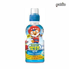 『パルド』ポロロジュース ミルク味 235ml<韓国ジュース・子供飲料・ポロロ>