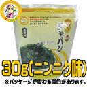 『カンシネ』味付けジャバン(ガーリック味) 30g <韓国のり・韓国海苔>
