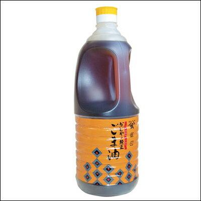 『かどや』ごま油 1.65L <韓国調味料>
