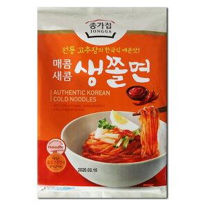 【冷蔵】『宗家』生チョル麺セット(420g・2人前)