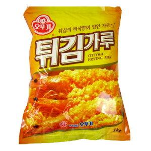 『オトギ(オットギ)』天ぷらの粉 1kg <韓国調味料>