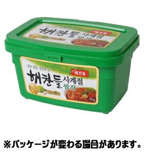 『ヘチャンドル』サムジャン 1kg <韓国調味料・韓国味噌・韓国みそ>