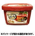 『スンチャン』辛いコチュジャン 500g <韓国調味料・韓国味噌・韓国みそ>