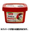 『ヘチャンドル』コチュジャン 500g <韓国調味料・韓国味噌・韓国みそ>