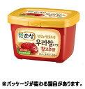 『スンチャン』コチュジャン 500g <韓国調味料・韓国味噌・韓国みそ>
