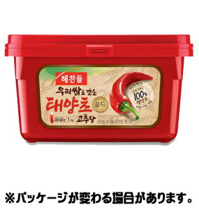 『ヘチャンドル』コチュジャン 1kg <韓国調味料・韓国味噌・韓国みそ>