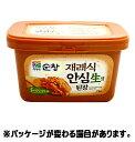『スンチャン』在来式デンジャン 2.8kg <韓国調味料・韓国味噌・韓国みそ>