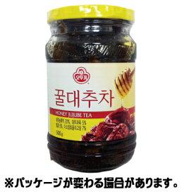 『オトギ(オットギ)』蜂蜜なつめ茶 500g <韓国伝統茶・韓国健康茶>