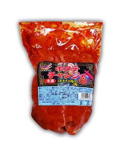 【新販売】《冷凍》ホタテチャンジャ ホタテの塩辛 1kg <韓国キムチ・本場キムチ>送料込み