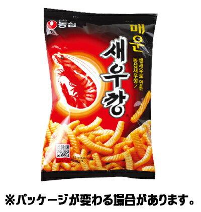 『農心(ノンシム)』辛いセウカン <韓国お菓子・韓国スナック>