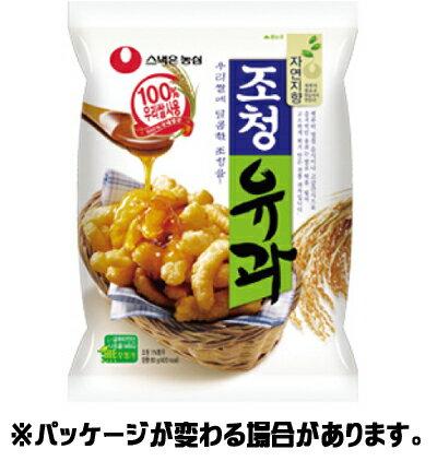 『農心(ノンシム)』ジョチョン油果 <韓国お菓子・韓国スナック>