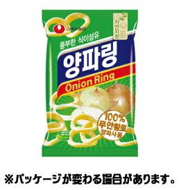 『農心(ノンシム)』ヤンパリング <韓国お菓子・韓国スナック>