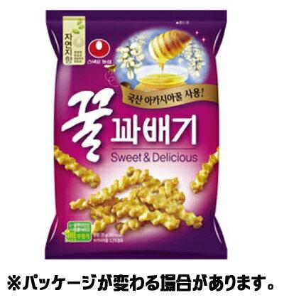 『農心(ノンシム)』クルカベギ <韓国お菓子・韓国スナック>