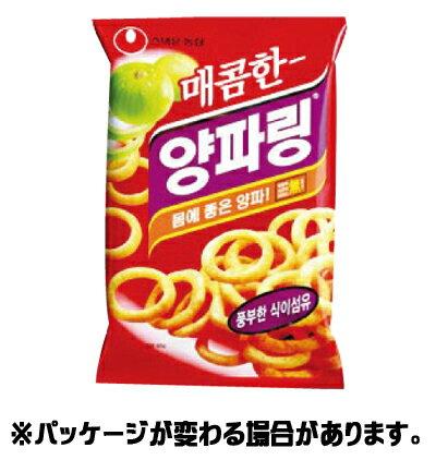 『農心(ノンシム)』辛口ヤンパリング <韓国お菓子・韓国スナック>