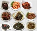 【冷蔵】よりどりおかずセット(●チョイス 9種類から3個) <韓国キムチ・本場キムチ>