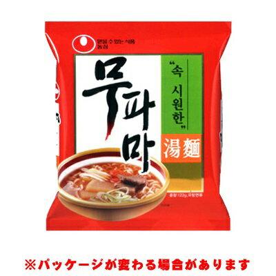 『農心(ノンシム)』ムパマ <韓国ラーメン>
