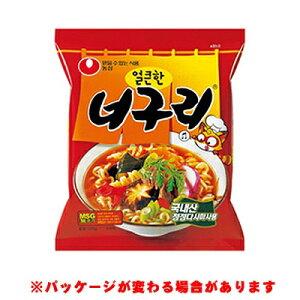 『農心(ノンシム)』ノグリラーメン(辛口) <韓国ラーメン>
