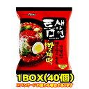 『八道(パルト)』トムセラーメン(パルゲトック)(■BOX 40入) <韓国ラーメン>
