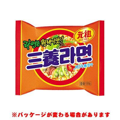 『三養(サムヤン)』三養ラーメン <韓国ラーメン>