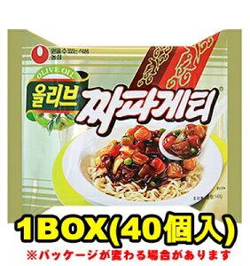 『農心(ノンシム)』チャパゲティ(■BOX 40入) <韓国ラーメン>