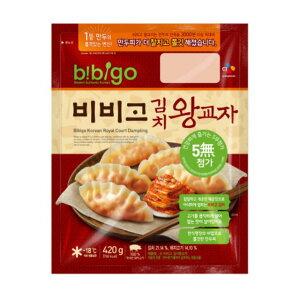 《冷凍》ビビゴキムチ王餃子 約1kg <韓国餃子・ビビゴキムチ王餃子>