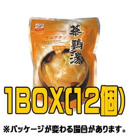 『ファイン』参鶏湯(サムゲタン) 800g(■BOX 12入) <韓国スープ>