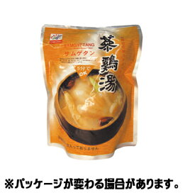 『ファイン』参鶏湯(サムゲタン) 800g×3個セット <韓国スープ>送料無料