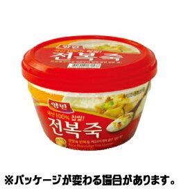 『ヤンバン』アワビお粥 285g <韓国おかゆ・非常食・災害対策>