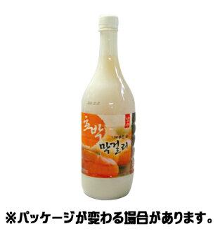 """Yangzhou"" kabochamaccoli 1 l < doburoku Korea >"