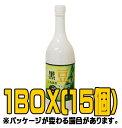 『楊州』黒豆マッコリ 1L(■BOX 15入) <韓国どぶろく>