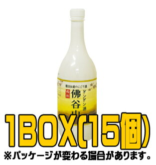 """Yangzhou"" bulgoksa mountain glutinous rice (Don wine) 1 L (♦ BOX 15 pieces) < doburoku Korea >"