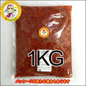 《冷凍》韓国イカキムチ(塩辛) 1kg <韓国キムチ・本場キムチ>