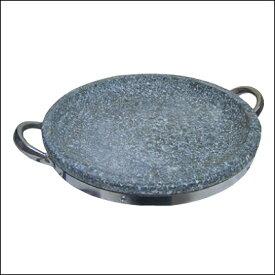 プルコギ用石鍋 直径30cm×深さ6cm <韓国食器・韓国雑貨>