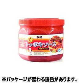【冷蔵】トッポキソース 500g <韓国スープ・韓国調味料>