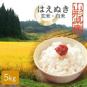 米 はえぬき 10キロ 山形県産 お米 山形 特別栽培米 5kg×2袋 白米 10kg 玄米・精米 令和2年産 新米