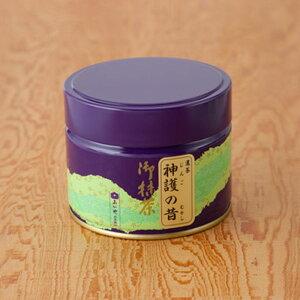 濃茶用抹茶神護の昔30g缶