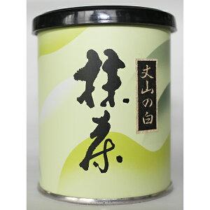抹茶丈山の白(薄茶)30gプルトップ缶