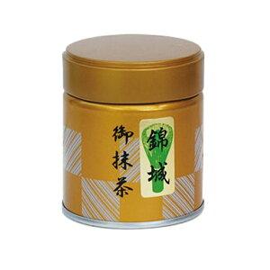 抹茶錦城30gプルトップ缶
