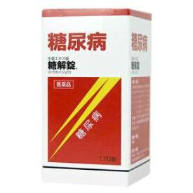 【第2類医薬品】糖解錠(とうかいじょう)170錠【コンビニ受取対応商品】
