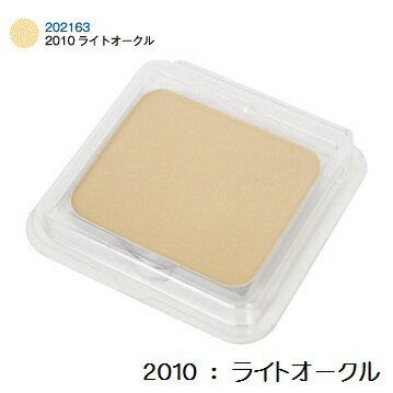 【日本オリーブ】オリーブマノンパウダーファンデーションレフィル <カラー:2010 ライトオークル>(スポンジ付)SPF24・PA++ 12g【コンビニ受取対応商品】