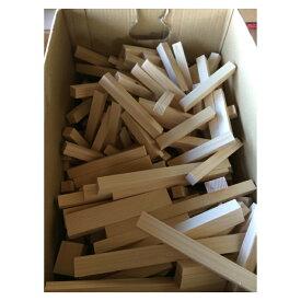 ホワイトスプルス材端材 DIY 木工工作用