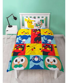 ポケモン Pokemon シングル 布団カバー+枕カバーセット