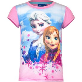 Disney Frozen ディズニー アナと雪の女王 Tシャツ 子供服 半袖 1440P