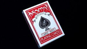 フェニックス トランプ プレイングカード ラージインデックス レッド 赤 LARGE INDEX (Red) Playing Cards  米国製 日時指定不可